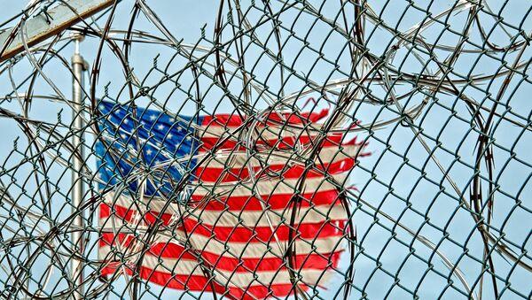 Cárcel, EEUU - Sputnik Mundo