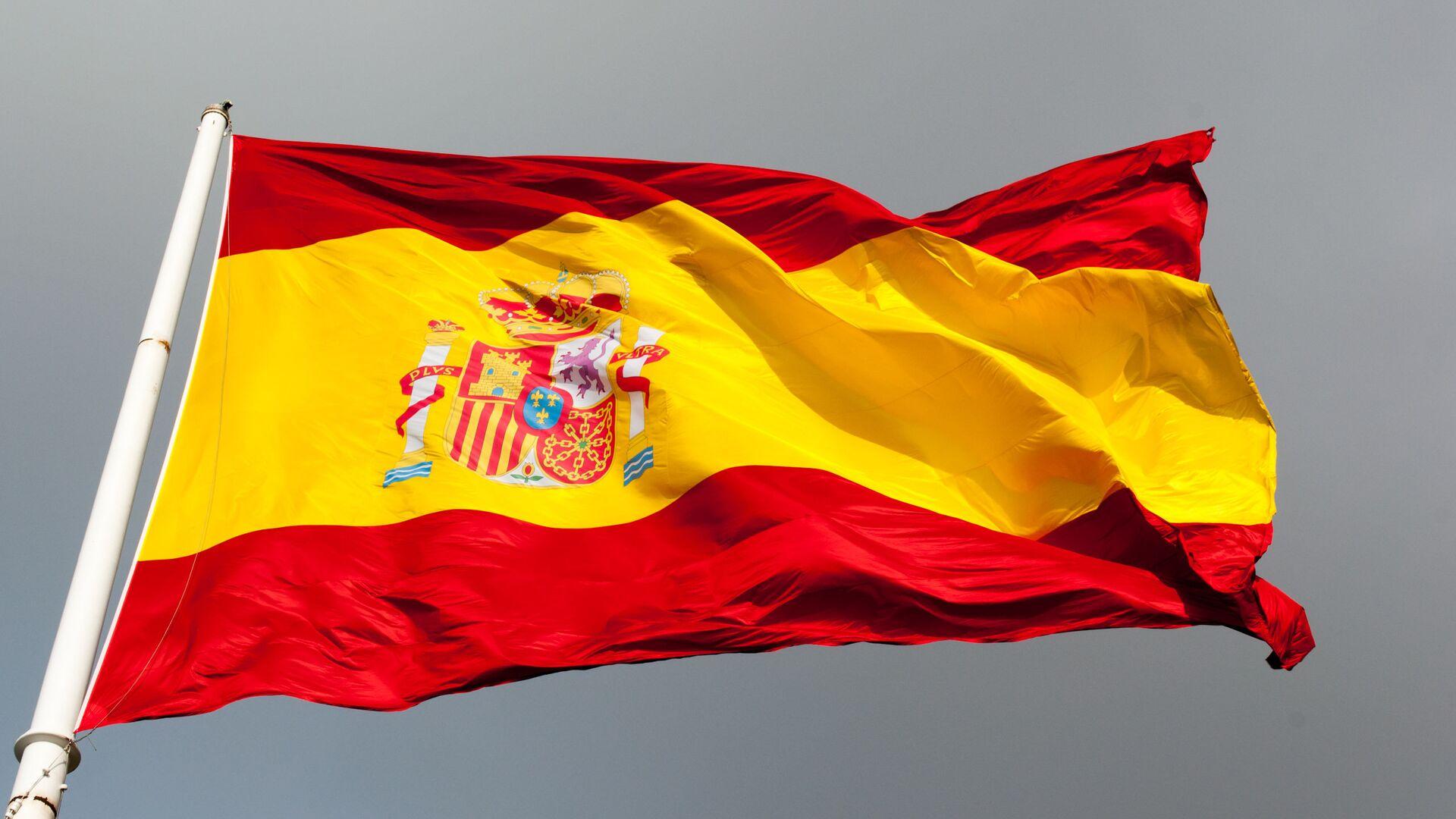 Bandera de España - Sputnik Mundo, 1920, 14.04.2021
