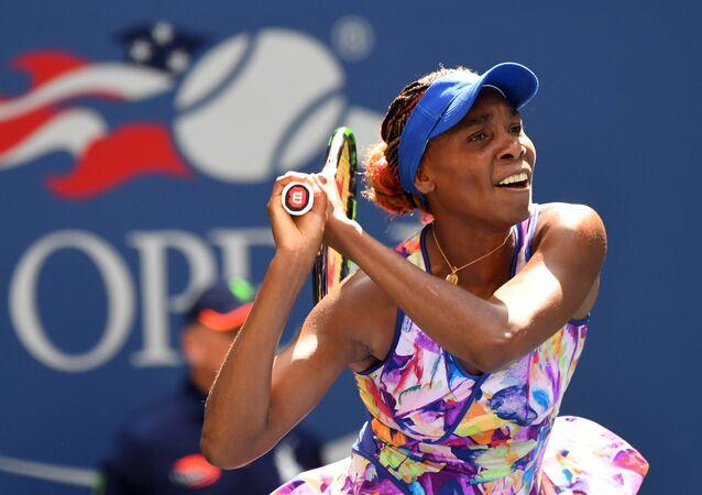 Venus Williams, tenista estadounidense