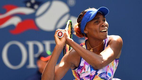 Venus Williams, tenista estadounidense - Sputnik Mundo