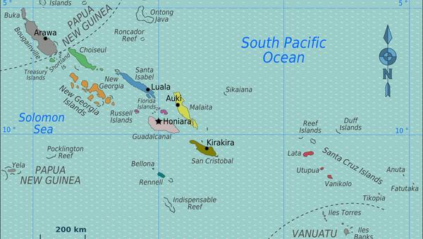Las Islas Salomón - Sputnik Mundo