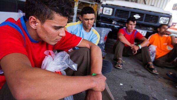 Migrantes en España - Sputnik Mundo