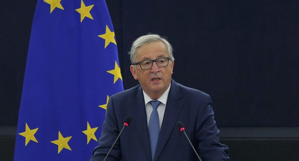 Jean-Claude Juncker, presidente de la Comisión Europea (archivo)
