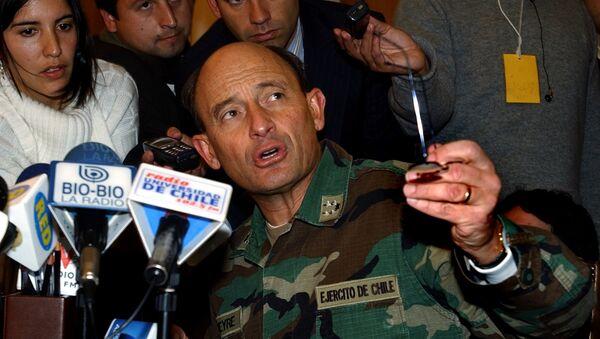 Juan Emilio Cheyre, excomandante en Jefe del Ejército de Chile - Sputnik Mundo