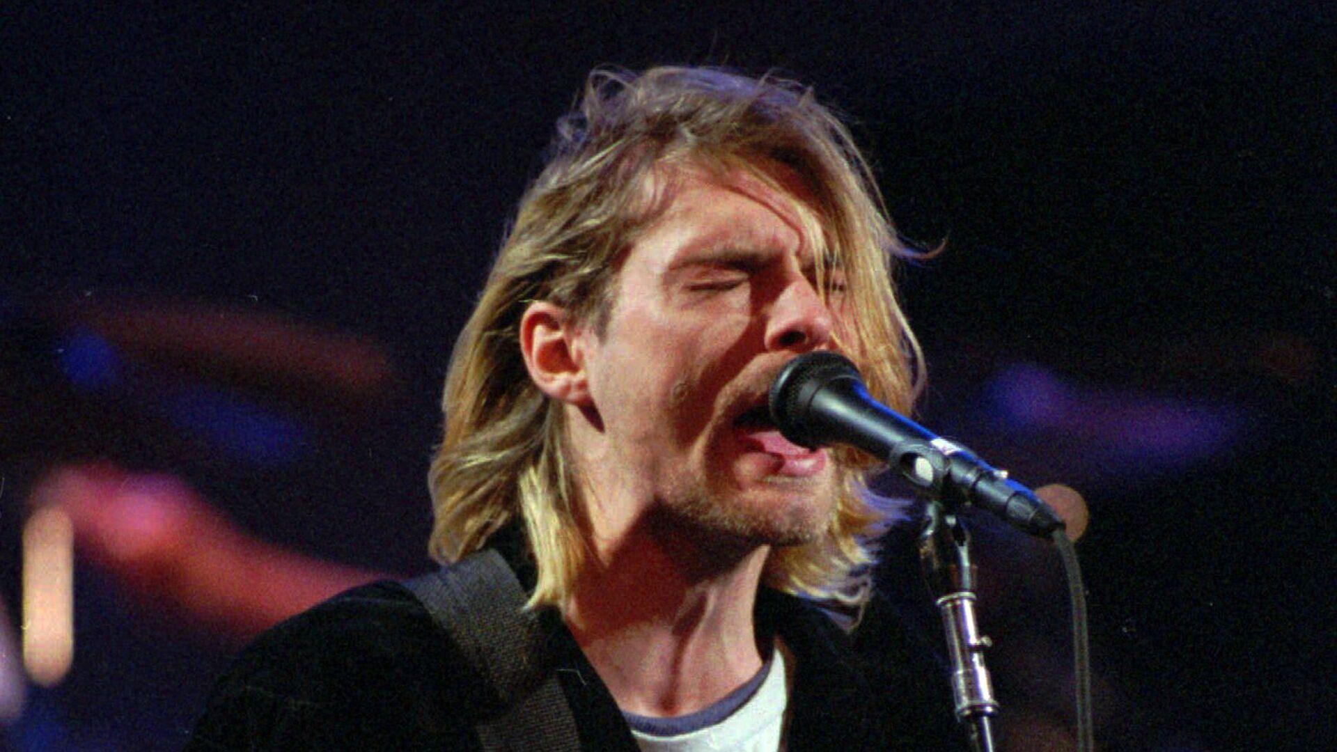 Kurt Cobain - Sputnik Mundo, 1920, 03.08.2021