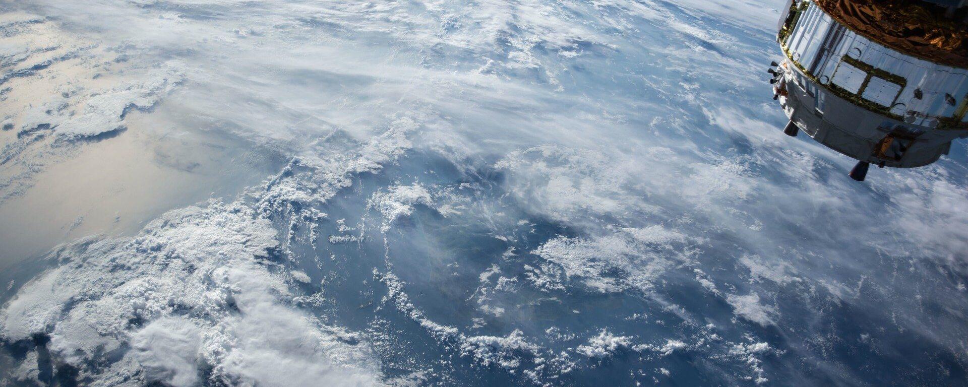 Espacio (imagen referencial) - Sputnik Mundo, 1920, 11.06.2021
