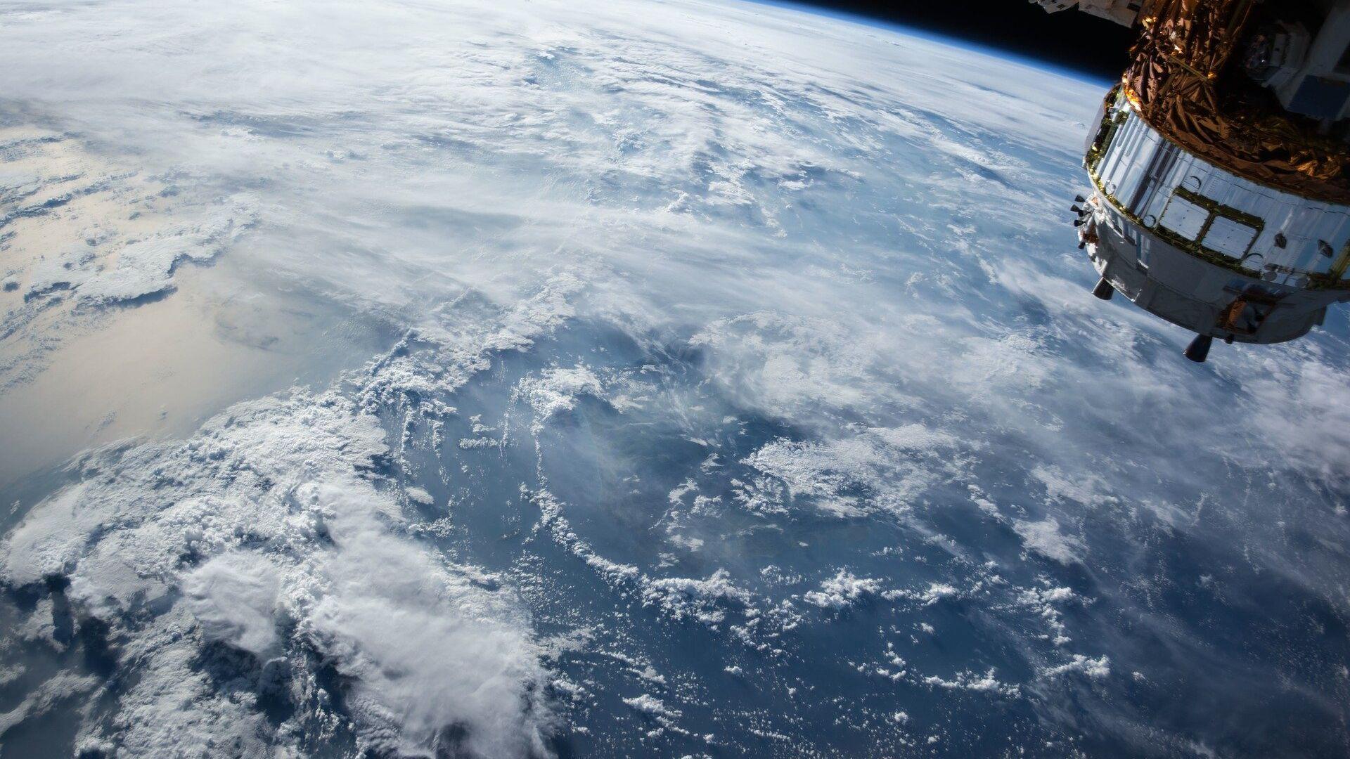 Espacio (imagen referencial) - Sputnik Mundo, 1920, 10.03.2021