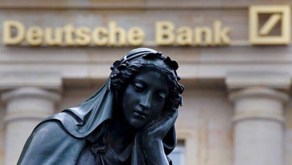 Deutsche Bank - Sputnik Mundo