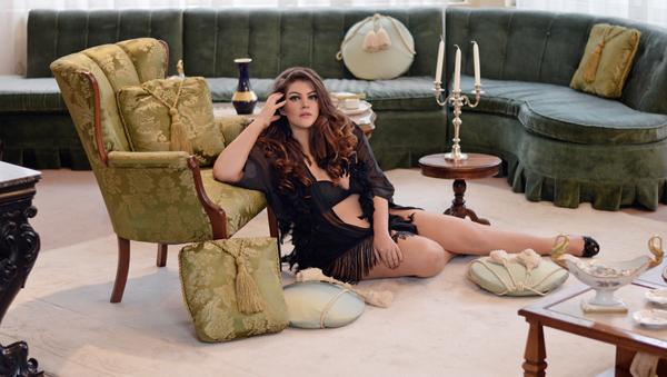 María Eugenia Donoso, modelo ecuatoriana - Sputnik Mundo