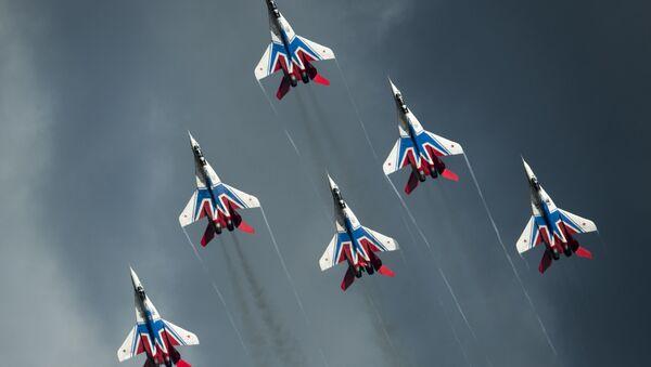 MiG-29 rusos - Sputnik Mundo