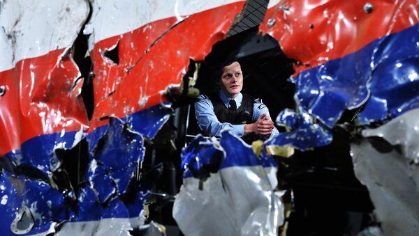Presentación del informe de Países Bajos sobre el derribo del MH17 - Sputnik Mundo