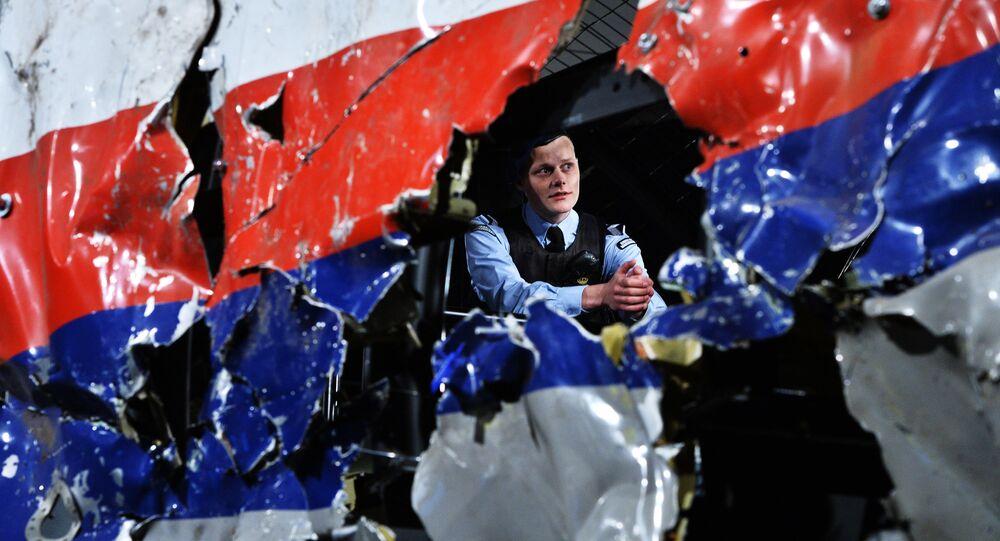 Presentación del informe de Países Bajos sobre el derribo del MH17