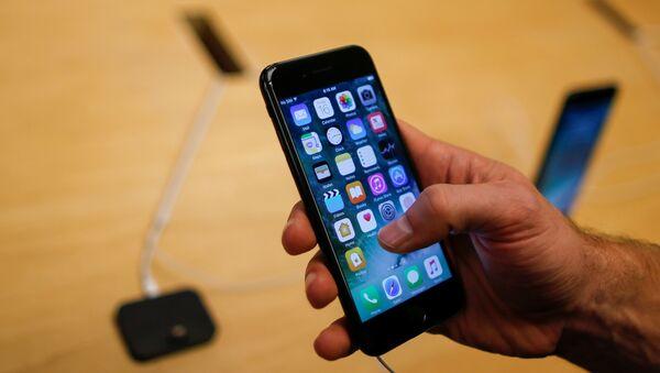 iPhone 7 - Sputnik Mundo