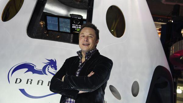 Elon Musk - Sputnik Mundo