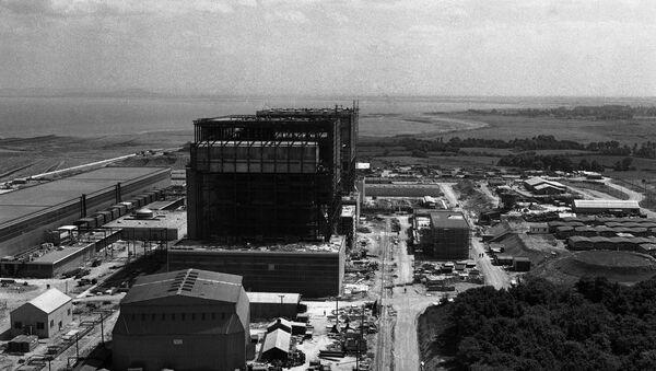 Central nuclear Hinkley Point - Sputnik Mundo
