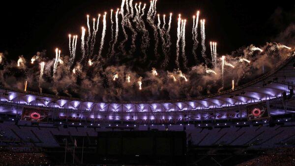 La ceremonia de clausura de los Juegos Paralímpicos de Río 2016 - Sputnik Mundo