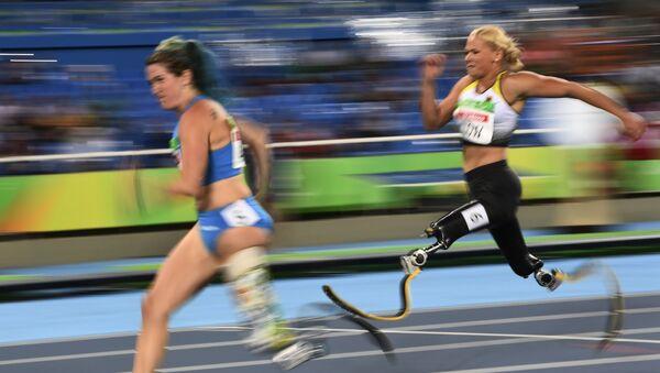 Juegos Paralímpicos en Río 2016 - Sputnik Mundo