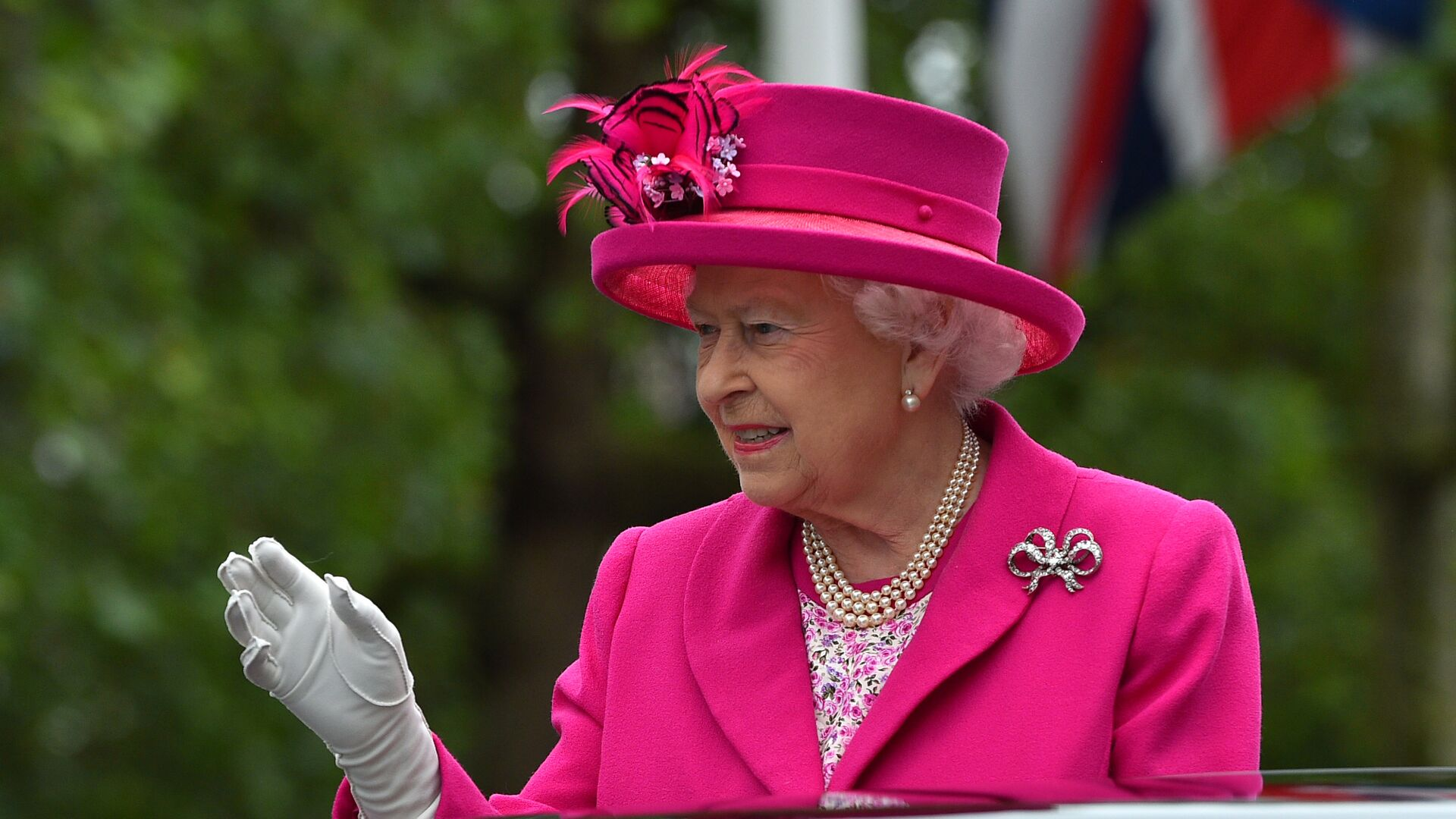 La reina del Reino Unido, Isabel II - Sputnik Mundo, 1920, 13.02.2021