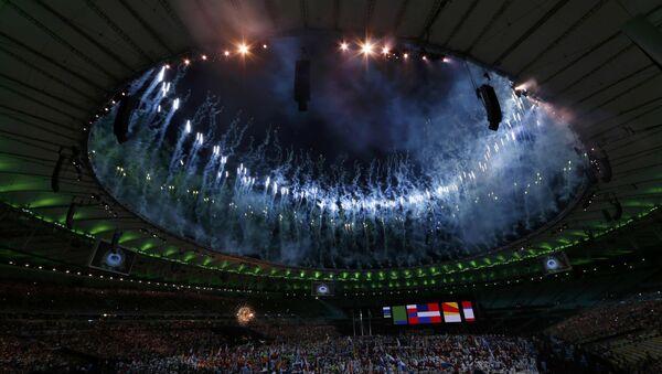 Ceremonia de clausura de los Juegos Paralímpicos - Sputnik Mundo