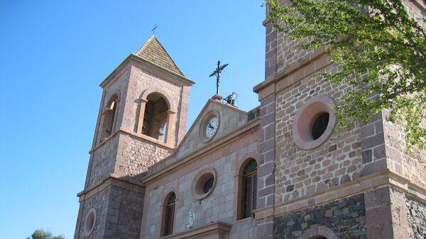 Una iglesia en México - Sputnik Mundo