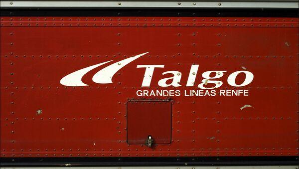 El tren de Talgo - Sputnik Mundo