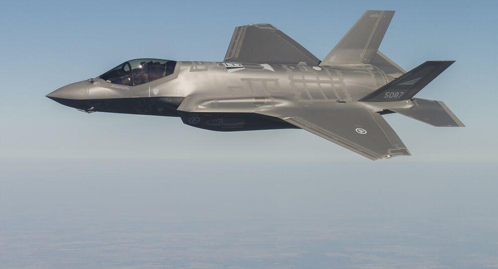 Caza F-35