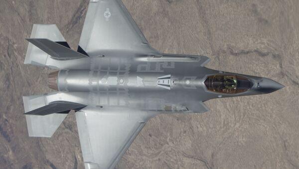 Caza de quinta generación F-35 - Sputnik Mundo