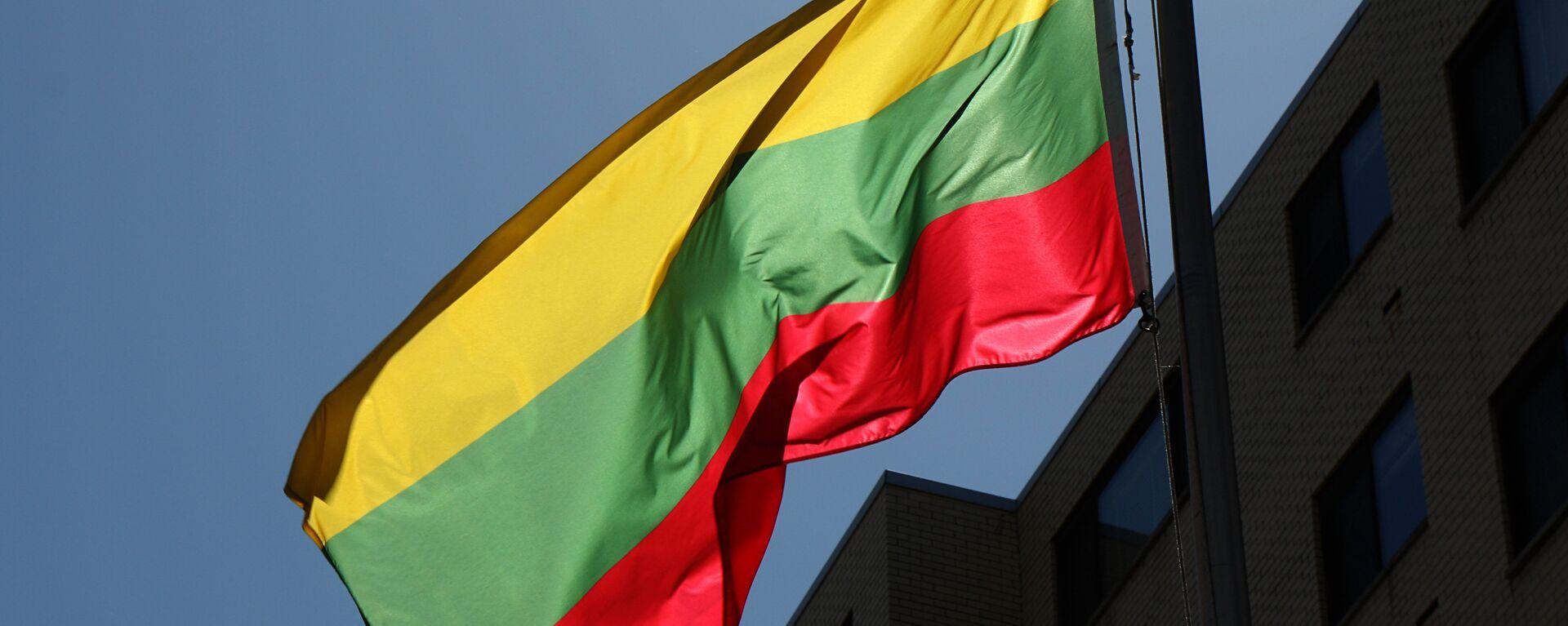 Bandera de Lituania - Sputnik Mundo, 1920, 08.07.2021