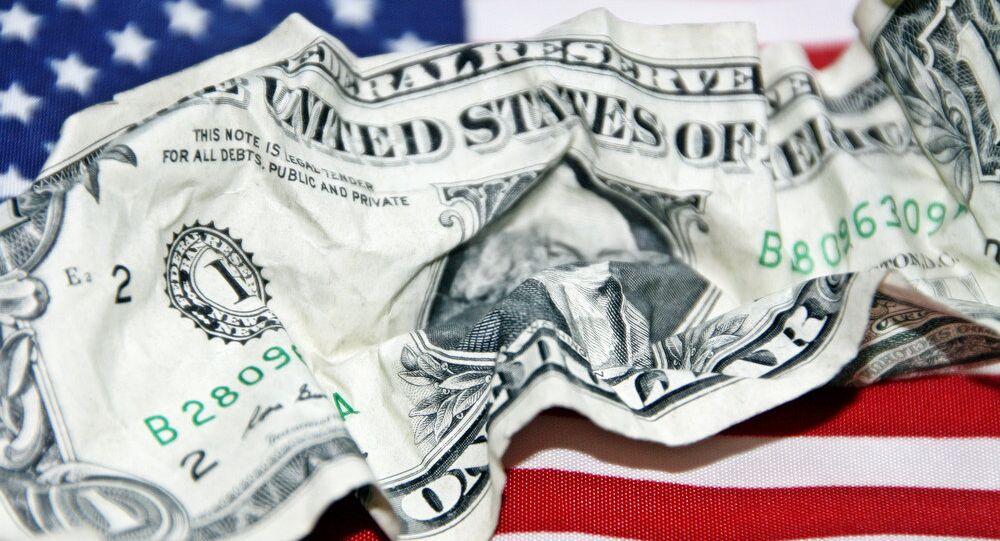 Dólar estadounidense (una ilustración)
