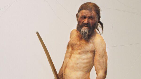 Ötzi, 'el hombre de hielo' - Sputnik Mundo