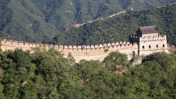 La Gran Muralla de China (imagen referencial) - Sputnik Mundo