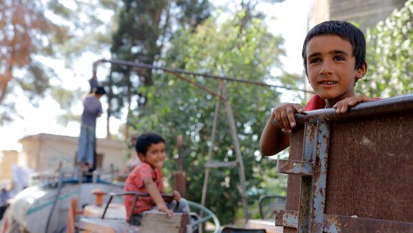 La situación en Yarabulus, Siria - Sputnik Mundo