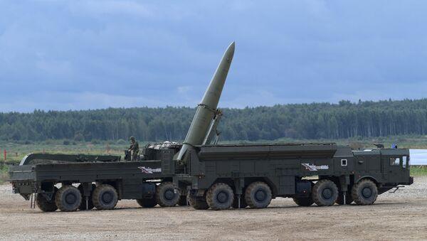 Complejo de misiles Iskander-M - Sputnik Mundo