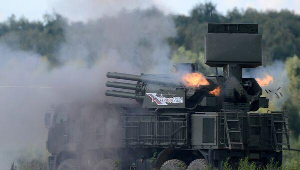 Pantsir-S1, sistema antiaéreo ruso - Sputnik Mundo
