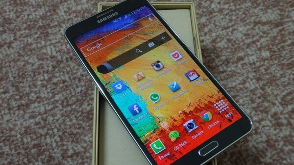 Samsung Galaxy Note - Sputnik Mundo