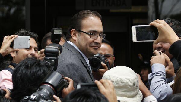 Javier Duarte, el ex gobernador de Veracruz - Sputnik Mundo
