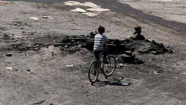 Otras cinco poblaciones se suman al proceso de reconciliación en Siria - Sputnik Mundo