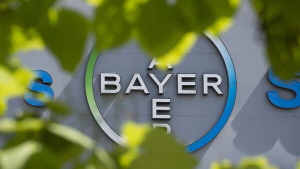 Logo de Bayer - Sputnik Mundo