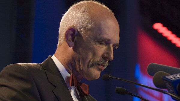 Janusz Korwin-Mikke, diputado polaco - Sputnik Mundo