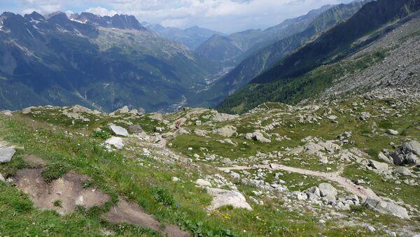 La región francesa de Auvernia-Ródano-Alpes - Sputnik Mundo
