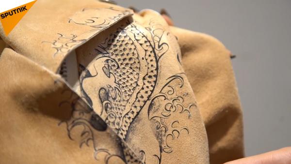 Diseñadora crea bolsos de piel… ¿humana? - Sputnik Mundo