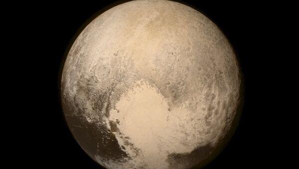 Plutón, planeta enano - Sputnik Mundo