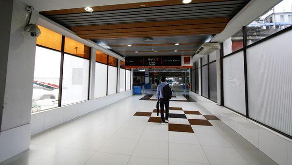 El aeropuerto internacional Hazrat Shahjalal de Daca - Sputnik Mundo