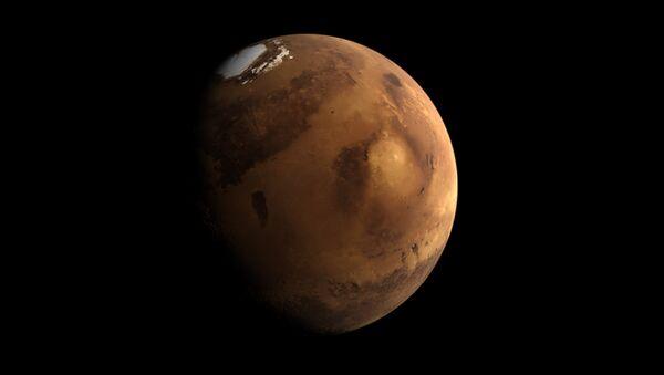 El planeta Marte (archivo) - Sputnik Mundo