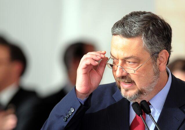 Antonio Palocci, exministro de Dilma Rousseff y Luiz Inácio Lula da Silva