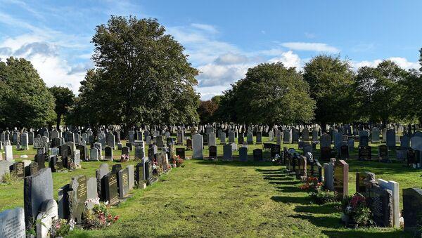 Un cementerio (archivo) - Sputnik Mundo
