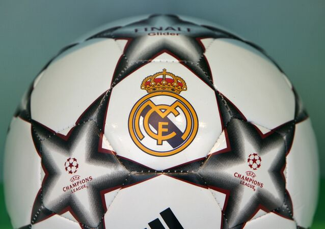 Bola de Real Madrid