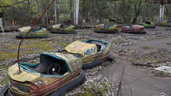 'Zona de alienación' en Chernóbil - Sputnik Mundo