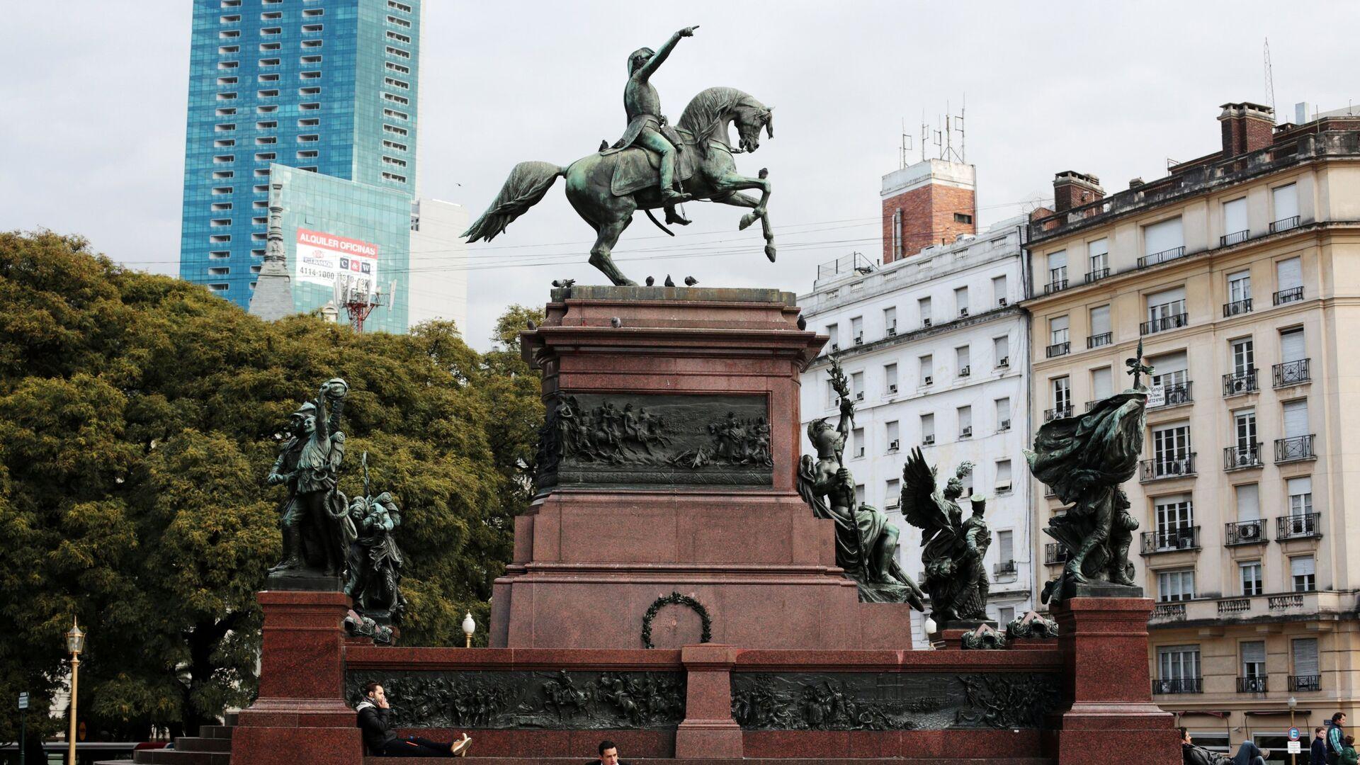 Buenos Aires, la capital de Argentina - Sputnik Mundo, 1920, 27.05.2021