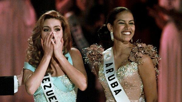Alicia Machado logra el título Miss Universo - Sputnik Mundo